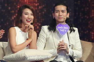 Hoàng Oanh ngượng ngùng khi Trấn Thành hỏi về người yêu cũ Huỳnh Anh