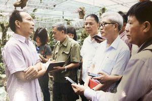 Kỷ niệm 30 năm ngày thành lập Hội Nhà báo TP Hà Nội (16/12/1988 - 16/12/2018): Không ngừng nâng cao trình độ chuyên môn, nghiệp vụ cho hội viên