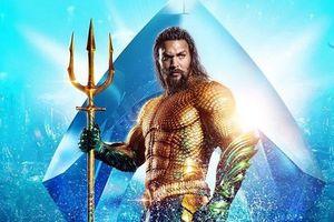 Phát cuồng với 'Aquaman: đế vương Atlantis'