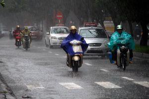 Không khí lạnh lan đến Trung Bộ, gây mưa lớn