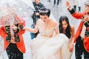 Choáng với 'siêu đám cưới' của cô dâu Quảng Ninh - chú rể Hải Phòng