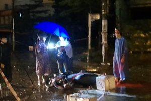 Đà Nẵng: Đối chất làm rõ trách nhiệm vụ điện giật chết người đi đường