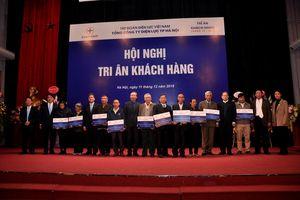 EVN HANOI tưng bừng tri ân khách hàng khách hàng sử dụng điện