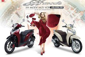 Chi tiết Honda SH Mode ABS mới giá 56,9 triệu đồng
