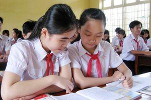 Đưa bài thi tổ hợp vào kỳ thi tuyển sinh lớp 10: Xóa tâm lý môn chính, môn phụ
