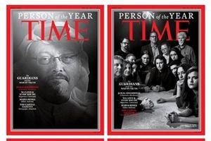 Khi các nhà báo trở thành nhân vật của năm