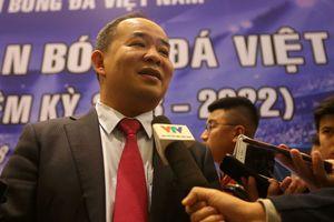 Tân chủ tịch VFF: 'Rất đáng phục bản lĩnh của đội tuyển Việt Nam'