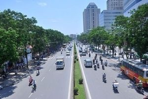 Hà Nội sẽ có thêm 42 tuyến đường, phố mới