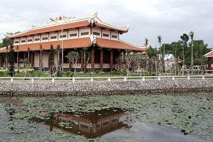 Khánh thành đền thờ 10 anh hùng liệt sĩ khởi nghĩa Hòn Khoai