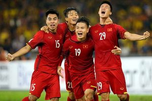 Tuyển Việt Nam có số cầu thủ ghi bàn nhiều nhất AFF Cup 2018!
