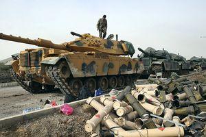 Mỹ và đồng minh 'huynh đệ tương tàn' trên chiến trường Syria?