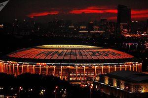 FIFA công nhận sân vận động Luzhniki của Nga là tốt nhất thế giới
