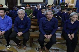 Xét xử vụ án tại ngân hàng Đông Á: Nói lời sau cùng, Vũ 'nhôm' tiếp tục kêu oan