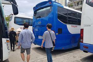 Đà Nẵng: Cấm đỗ xe khách trên 16 chỗ tại khu đất trước Nhà hát Trưng Vương