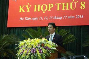 Chủ tịch Hà Tĩnh: Giám đốc sở ngành nào làm hời hợt sẽ trả lời lúng túng ngay!