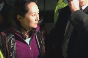 Bí ẩn 5 người bạn giúp ái nữ nhà tài phiệt Trung Quốc bị Mỹ bắt giữ được tại ngoại