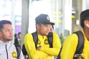 AFF Cup 2018: Cầu thủ Malaysia giật mình vì lạnh khi tới Việt Nam