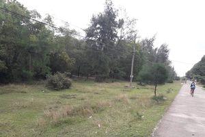 Vụ 15 lô đất cấp cho nhiều cán bộ ở Huế: Người dân mong công an vào cuộc
