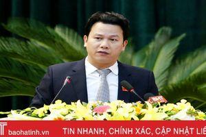 Hà Tĩnh đang có môi trường đầu tư tốt, người dân và doanh nghiệp hài lòng