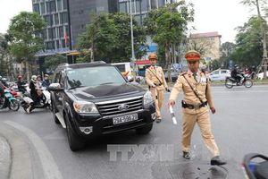Xử lý hơn 141.600 trường hợp ô tô vi phạm an toàn giao thông