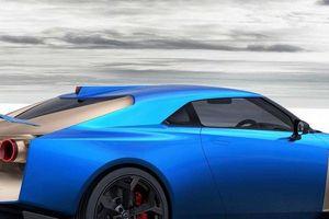 'Quái vật' đường phố Nissan GT-R50 giá 'chỉ' 26 tỷ đồng