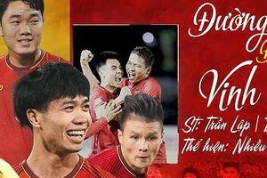 Dàn sao Việt hội tụ, hát cổ vũ ĐT Việt Nam trước chung kết lượt về AFF Cup 2018