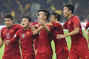 Những 'điềm lành' tiếp sức ĐT Việt Nam trước thềm chung kết lượt về với Malaysia