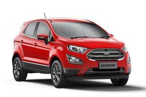 5 lý do giúp Ford EcoSport trở thành xe SUV đô thị hoàn hảo