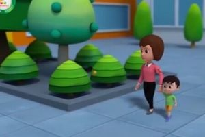Clip: Giải mã lý do bố mẹ không nên nắm tay trẻ khi qua đường