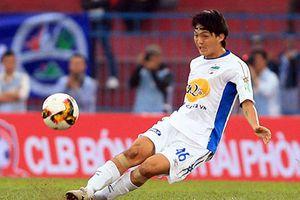 HAGL báo tin cực vui về tiền vệ Nguyễn Tuấn Anh