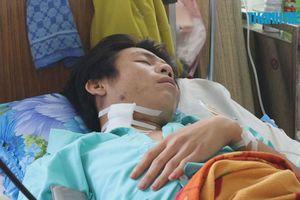 Cứu sống bệnh nhân bị đạn găm vào động mạch cổ