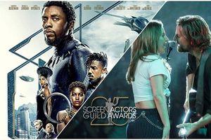 'A Star Is Born' dẫn đầu số lượng hạng mục, 'Black Panther' tiếp tục có mặt trong đề cử SAG Awards 2019