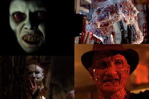 10 ác nhân khét tiếng của làng phim kinh dị, chỉ cần nhắc đến tên là đã khiếp sợ (phần II)
