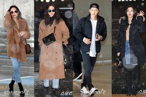 Song Joong Ki, Seo Hyun Jin - Jung Ryeo Won và loạt sao Hàn lên đường sang Hong Kong dự 'MAMA 2018'