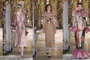Sau khi bị tẩy chay ầm ĩ tại Trung Quốc, Dolce & Gabbana ra mắt BST mới với chủ đề Phục Hưng