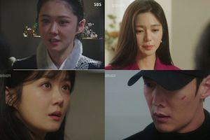'Hoàng hậu cuối cùng' tập 7: Jang Nara đáng thương bị Choi Jin Hyuk phản bội, khán giả Hàn nói gì?