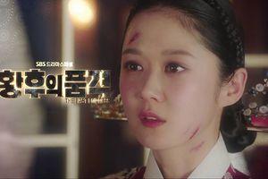 'The Last Empress' tập 15-16: Jang Na Ra vừa về từ cõi chết đã mang tội giết người, Choi Jin Hyuk lật kèo ở phút cuối