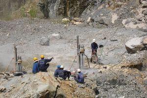 Công tác Địa chất - Trắc địa đã hoàn thành nhiệm vụ năm 2018