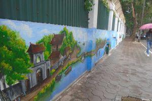 Hoàng Mai (Hà Nội): Hồi sinh góc phố Kim Đồng