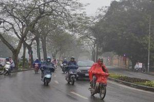 Bắc Bộ rét đậm rét hại, Trung Bộ tiếp tục mưa to