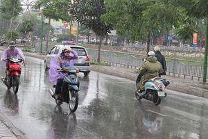 Bắc Bộ vẫn rét đậm, Trung Bộ mưa lớn kéo dài, Tây Nguyên - Bộ mưa dông vài nơi