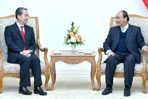 Việt Nam coi trọng phát triển quan hệ láng giềng hữu nghị, hợp tác toàn diện Việt Nam - Trung Quốc