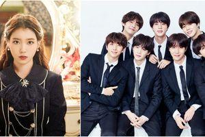 Park Hang Seo, BTS và IU được bình chọn là 'Nhân vật của năm'