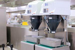 Cảng hàng không Quốc tế Nội Bài có cơ sở chế biến suất ăn mới