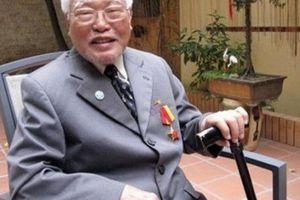 Tổ chức lễ tang ông Nguyễn Văn Trân với nghi thức cấp nhà nước