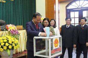 Hai Giám đốc Sở ở Hải Dương nhận nhiều phiếu tín nhiệm thấp nhất