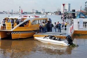 Bắt đối tượng chuyên trộm thuyền trên sông