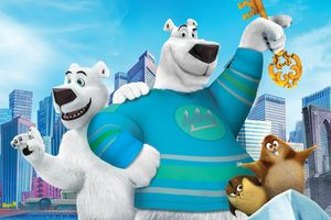 Phim hoạt hình 'Đầu gấu Bắc cực' tung phần 2 hài hước và giàu cảm xúc