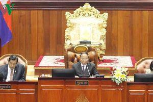Quốc hội Campuchia sửa đổi luật đảng chính trị