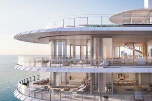 Chiêm ngưỡng căn penthouse được định giá lên tới gần 1.600 tỷ đồng